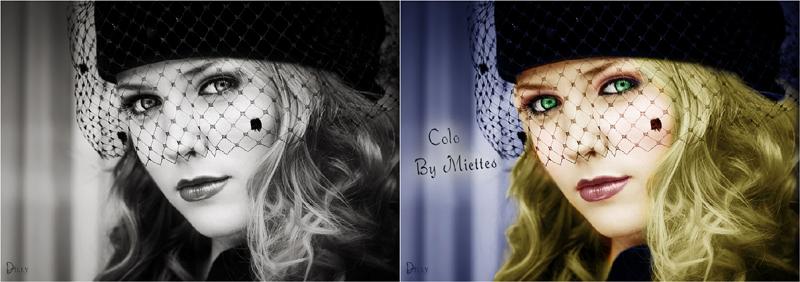 colorisation