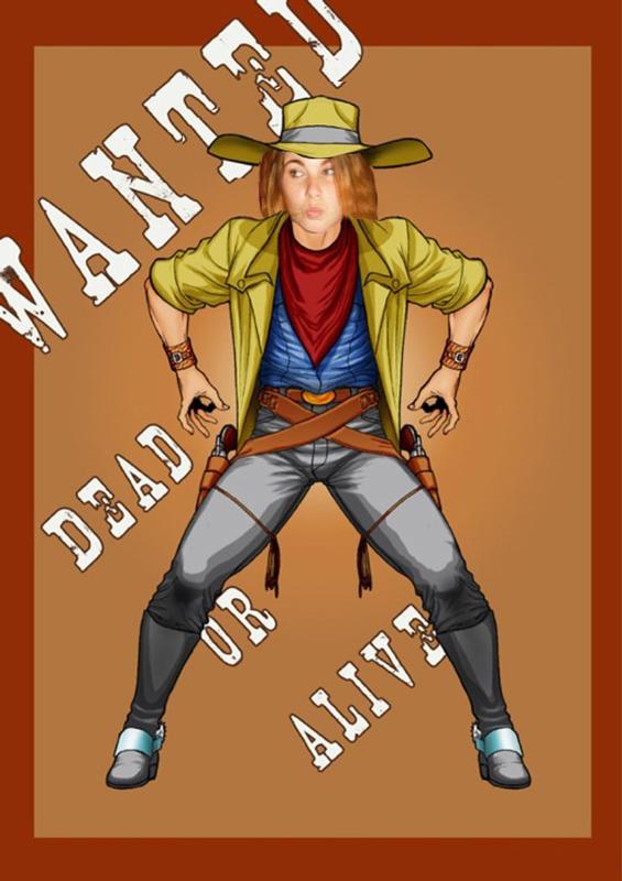 miss cowboy